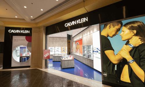 Calvin Klein - 威尼斯人店