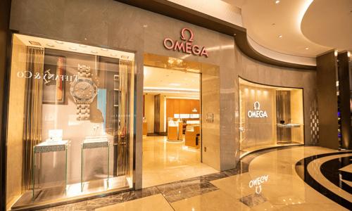 Omega - 新濠天地店